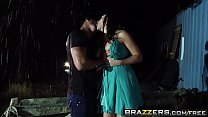 Romance at rain with stranger - Chanel Preston, Bill Bailey