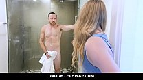DaughterSwap - Hot Teen Seduces Her Best Friend's Dad