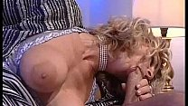 Sexy blonde groped in the hall and dragged in a room for fuck