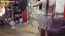 Long legs teen first time naked
