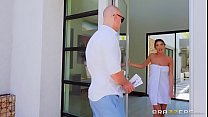 [RealWifeStories] August Ames - The Joys Of A Long Hot Shower