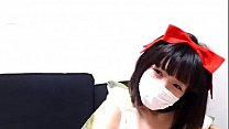 Bokep Cute Japanese Girl with a Mask on Cam - BasedCams.com
