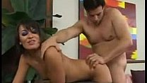 CRISSY MOON ENJOYS GETTING HER TIGHT ASS PILE DRIVEN