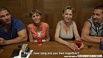 Czech Wife Swap - Hairy Woman Swap her BF