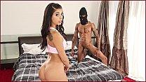 BANGBROS - Petite Latina Gina Valentina Gives Home Invader An Ultimatum