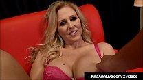 Busty MILF Julia Ann Loves To Give POV Blowjobs!