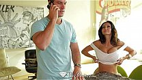 HD PureMature - Ava Addams massive rack gets her guy hard