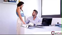 Bokep My Ex GirlFriend In The Office ( ft. Frida Sante )