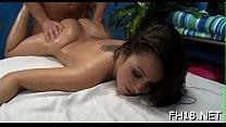 Pecker massage video