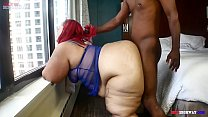 fat ass ssbbw gets her booty banged by Mr Stixx