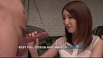 Hot japan girl Rikka Anna suck and lick dick