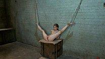 Bondage lesbian electricityplay