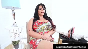 Cuba's #1 Export Angelina Castro Gets some hot candle wax & blowjob Interracial Sex Therapy with Big Black Cock King Noire & Ebony Babe Jet Setting Jasmine!