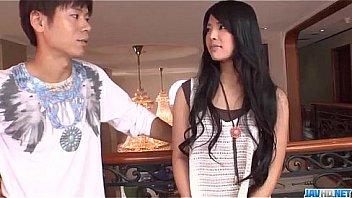 Nonton Bokep Serious porn session with brunette Eririka Katagiri