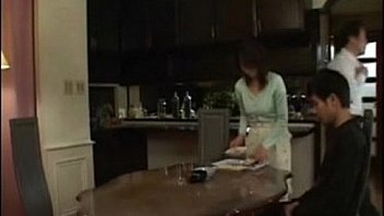 Japanese milf gets licked and fucked