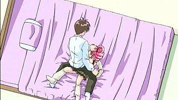 Nut Licking Anime Slut Gets Fucked