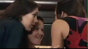 Bokep Threesome Lesbian