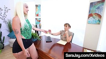 Porno Bokep Cunt Craving Cougars Alexis Andrews & Sara Jay Suck on their very wet pussies until they make each other cum! Full Video & Sara Jay Live @ SaraJay.com!
