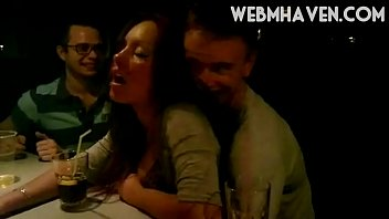 Bokep Chick Getting Groped at a Bar and Enjoys It