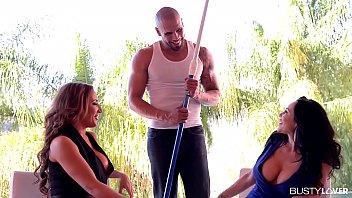 Bokep Amazing Busty Babes Richelle Ryan & Dayton Rains Slammed by Pool Boy