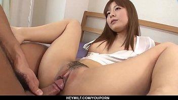 Bokep Hot japan girl Anri Sonozaki receive dick in ass