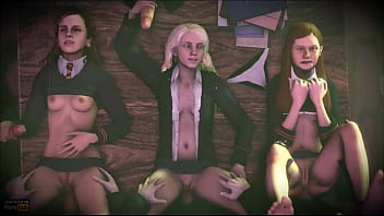 Porn sex with the main characters of the world Harry Potter. Only selected porn with anal - porn-chat.space