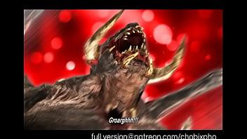 Tekken Asuka Demon Fucked