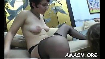 Bokep Non-professional femdom porn at home