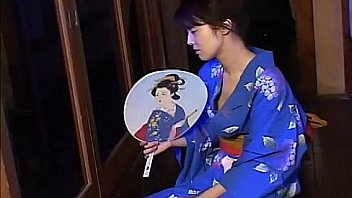 Bokep Mai gets hot and bothered serving tea to horny businessman