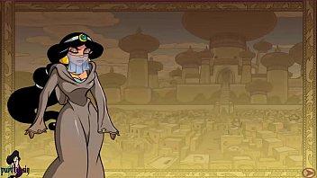 Akabur's Disney's Aladdin Princess Trainer princess jasmine 25