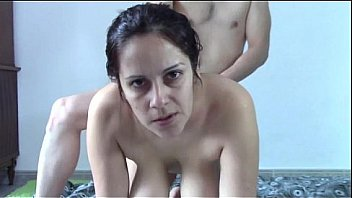 XXX Porn sexy moaning mom in doggy style