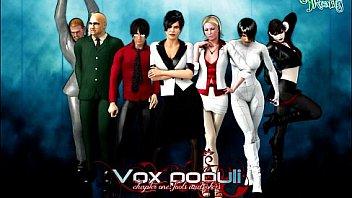 3D Comic: Vox Populi 1-3