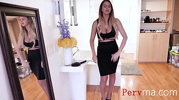 Bokep Big tit mommy takes care of sons cock