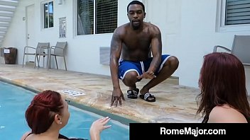 Bokep Busty Betty Bang & Virgo Peridot are Lesbian Buddies but when Rome Major's Big Black Dick shows up to the Party, they want it inside them! Full Video & See Me Fuck Chicks @ RomeMajor.com!