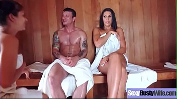 Sex Tape Action With Busty Horny Sluty Housewife (Makayla Cox) video-19