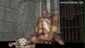 Rough Medieval Anime Fuck - Uncensored At WWW.HENTAIXDREAM.COM