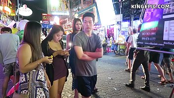 Porno Bokep Street Hookers in Thailand's Red Light District!