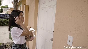 Scout Girl Megan Rain Gets Her Ass Fucked