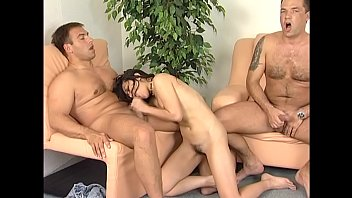 Sweet asian Group-Sex
