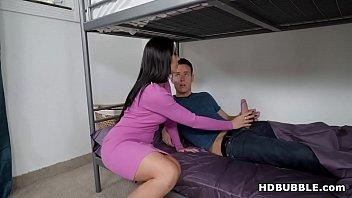 Bokep Big cocked lucky guy fucks his friend's ultra sexy mom