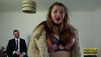 Bokep Submissive BBW Estella Bathory punished by Pascals cock