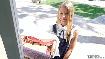 Bokep Petite blond girl  scout