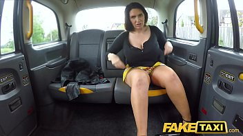 Bokep Fake Taxi Filthy busty mom Josephine sucks and fucks in taxi ride