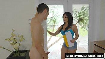Perfect tits hot Latina