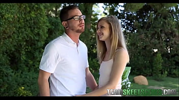 Bokep Skinny Blonde Teen Girlfriend One Last Fuck - TeamSkeetScenes.com