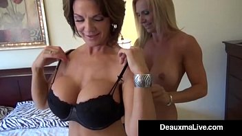 Bokep Two Big Titted Busty MILFS Deauxma and Brooke Tyler!
