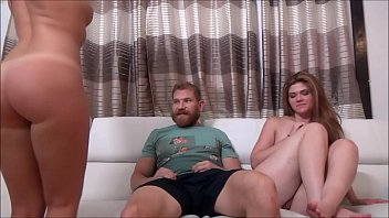 StepBrother Fucks Step Sister and Cousin at Family Party