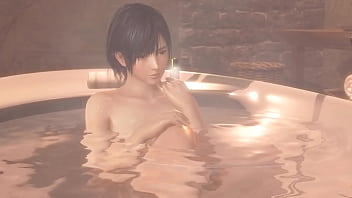 SFM porn bathing water d. or alive