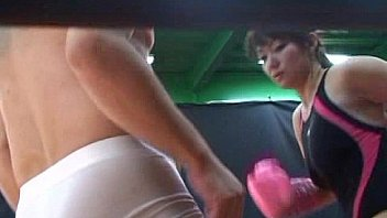 MLDO-056 Human sandbag for woman martial artist. Mistress Land