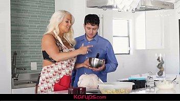Bokep Karups - Alura Jenson Gets Her Turkey Stuffed